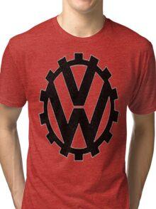 WW2 VW Logo Tri-blend T-Shirt