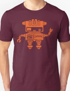 Another Robotix Experiment Unisex T-Shirt