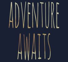 Adventure Awaits II Kids Clothes