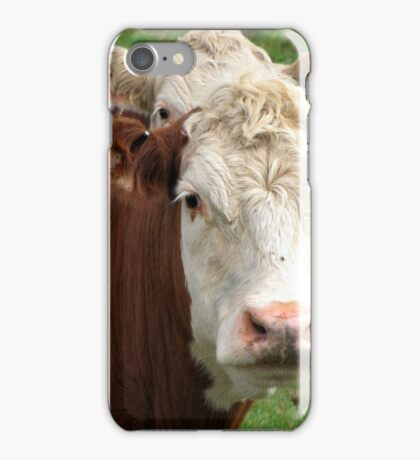 Stay Outta My Pasture iPhone Case/Skin