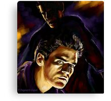 David, featured in Artists Universe Canvas Print
