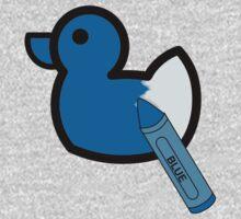 BLUE duck Kids Tee
