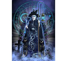 Witch Hecate Photographic Print