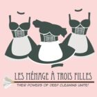 Ménage à Trois Sexy French Maids  by Christina Smith