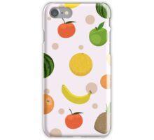 friuts iPhone Case/Skin