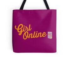 Zoella Girl Online logo and book  Tote Bag