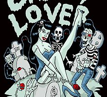 Creepy lover by donramos