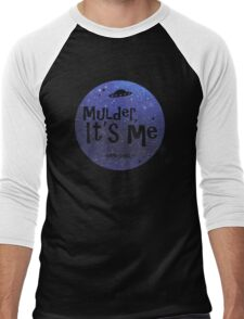Mulder, It's Me Men's Baseball ¾ T-Shirt