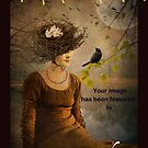The Bird Watcher...a banner! by MarieG