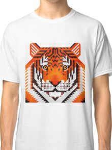 Triangle Tiger Classic T-Shirt