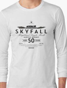 Skyfall Scotch Whisky Black T-Shirt