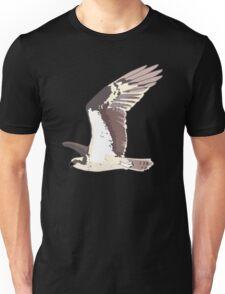 Osprey Bird Flying Unisex T-Shirt