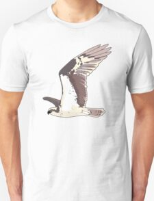 Osprey Bird Flying T-Shirt