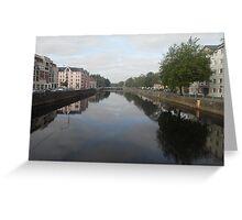 Cork City  Greeting Card