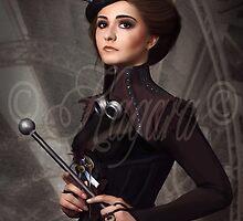 Madame Drosselmeyer (Steam VII) by Kagara
