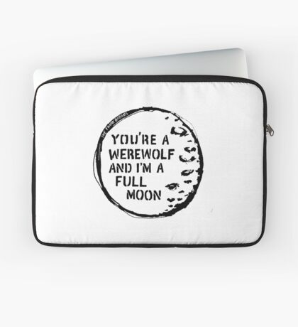 Be Nice to Me Laptop Sleeve