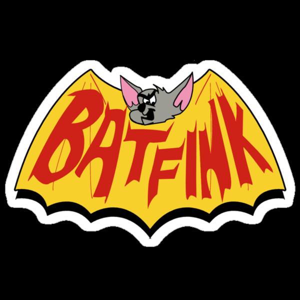 "Batfink - ""My wings are like a shield of steel!"" by tvcream"