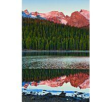 Cascading Light Photographic Print