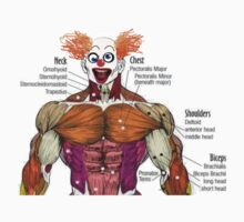 Muscles the Clown Kids Clothes
