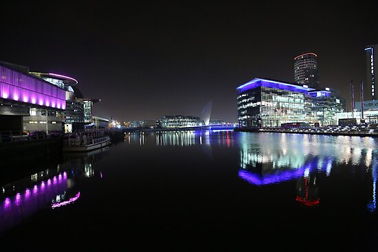salford quays bbc by mohammed