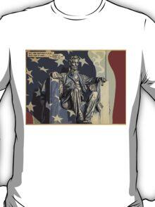 Abes Night In T-Shirt