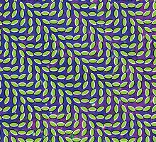 Animal Collective - Merriweather Post Pavilion  by Cheeseboy