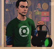 SHELDON by Udo Linke