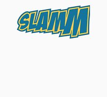 SLAMM - Blue and Gold Unisex T-Shirt