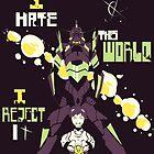 Shinji Ikari by Briggs Rivera