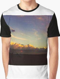 Reflected Sunset Graphic T-Shirt