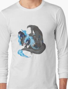 Charizard Mega Evolution X Long Sleeve T-Shirt
