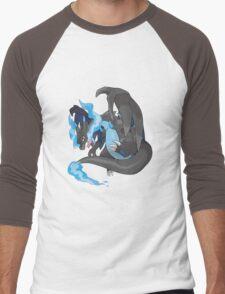 Charizard Mega Evolution X Men's Baseball ¾ T-Shirt