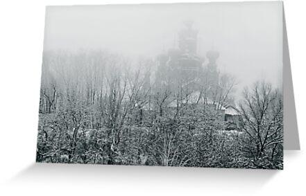 Christmas morning by VallaV