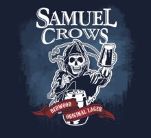 Samuel Crow Redwood Original Lager by LocoRoboCo