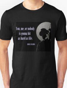 Rocky said.. Unisex T-Shirt