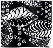 CEM-Black-White-004-Contemporary Ethnic Mix Poster