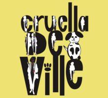 Cruella Deville Kids Clothes