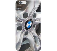 BMW ActiveHybrid 3 M Sport Wheel [ Print & iPad / iPod / iPhone Case ] iPhone Case/Skin