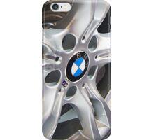 BMW ActiveHybrid 3 M Sport Wheel [ Print & iPad / iPod / iPhone Case ] iPhone Case/Skin