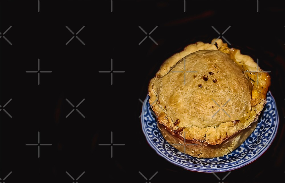 Chicken Pot Pie , YUM! by Heather Friedman