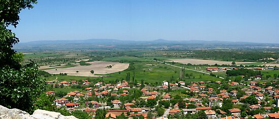 A village in Thrace by Maria1606