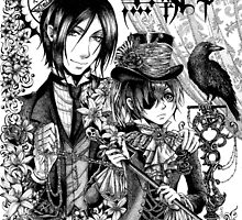 Black Butler by LKBurke29