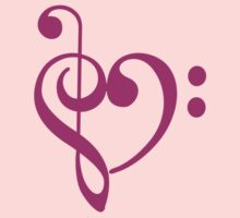Love clef by Cheesybee