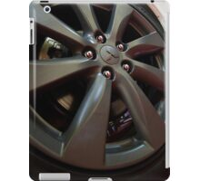 Mitsubishi Lancer Sportback Ralliart Wheel [ Print & iPad / iPod / iPhone Case ] iPad Case/Skin