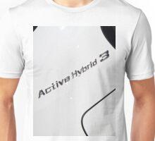 BMW ActiveHybrid 3 M Sport [ Print & iPad / iPod / iPhone Case ] Unisex T-Shirt