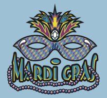Mardi Gras by HolidayT-Shirts