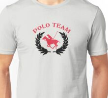 Polo Team Unisex T-Shirt