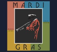 Mardi Gras by HolidayT-Shirts