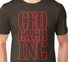 geocaching Unisex T-Shirt