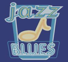Mardi Gras Jazz & Blues by HolidayT-Shirts